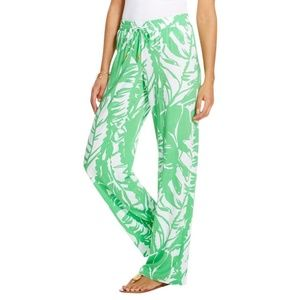NWT Lilly Pulitzer Boom Boom Relaxed Pants XXL